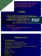 DIAPOSITIVAS INTRODUCCION SANEAMIENTO
