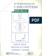 42636489 Computer Explorations in Signals and Systems