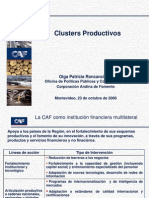 CAF Clusters
