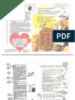 Gods Love and 10 Commandments