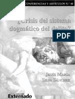 Crisis Del Sistema Dogmatico Del Delito - Jesus Maria Silva Sanchez3