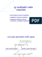 3320 Fading Channels