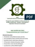 Palestra Semana Academica Engenharia Florestal