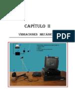 CAPITULO II VIBRACIONES   MECANICAS 29 de mayo 2008