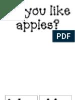 Do You Like Apples Graph