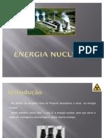 Energia Nuclear - um estudo