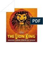 Rei Leão - TRADUZIDO