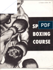 Special Boxing Course - Joe Weider 1959
