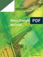MatrizEnergeticaNacional2030