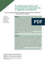 Peru Contaminanciones