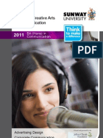 Communication Brochure