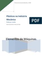 Plásticos na industria mecânica