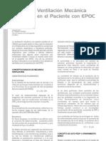 Ventilacion Mecanica en EPOC