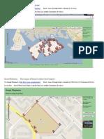 Practical Mathematics Lesson Idea UsingGoogleMap&Geogebra Areas