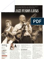 10cool_jazz Fusiion Licks