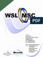 Wsl Profile