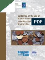 Economic Instruments and Marine Litter