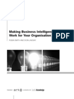 Making Business Intelligence Work