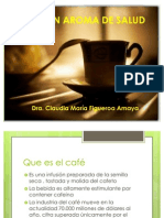CAFÉ CON AROMA DE SALUD