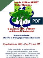 Cipa-educação ambiental