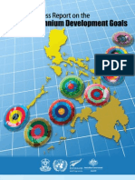 Philippines 2010 Progress Report on the Millenium Development Goals