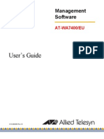 At-WA7400 User Guide en RevB