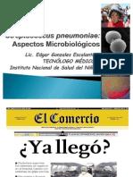 s Pneumoniae Aspectos Microbiologicos