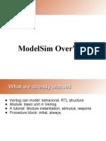 Modelsim PPT