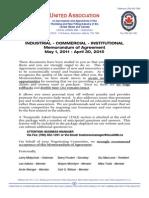 ICI Memorandum of Agreement