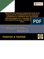 Presentacion TESIS (Migracion a Software Libre)