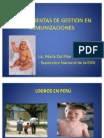 Herramientas de Gestion en Inmunizaciones-trujilllo