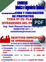 SEMESTRE 2011 - I -  PROYECTO - SEMANA Nº 09 b