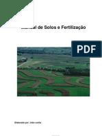 Manual Solo e Fertilizantes