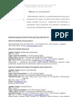 Anteproyecto - Obesidad en Corrientes