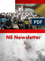 DHSNE E-Newsletter 2011 Semester 1