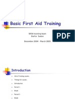 Basic First Aid Training (1)