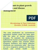 Bioinoculants in Plant Growth Promotion and Disease Management