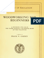 Woodworking 4 Beginners