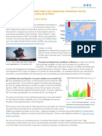 Gci Commentary Solar Activity Volcano Spanish