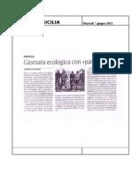 07.06.2011 - Giornata Ecologica Con Passeggiata