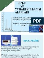 HPLC  sunum