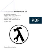 The Monad.Reader Issue 13