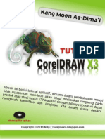 Tutorial CorelDRAW X3