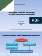 ISDA Presentation