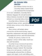 Mar Apr 2011 OSJ Singapore Greatship Greatship Moves Into Subsea Sector