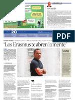 Entrevista Diari de Tarragona Robert Brunet