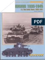 Panzer-Division 1935-1945 1 Early Years 1935-1941