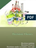 Usman Decision Theory
