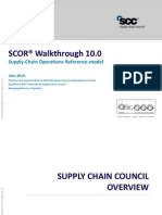 SCOR Walk Through v10 Slide Share