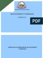 Cursul Management Comparat 7